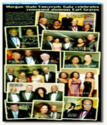 Morgan State University Earl Graves Gala